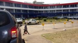 Renovation of LNP Headquarters - Liberia National Police