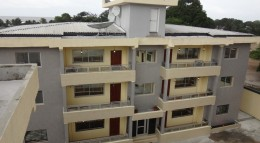 Residential Complex - Congo Town